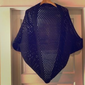 BCBG Short Sleeve Shrug